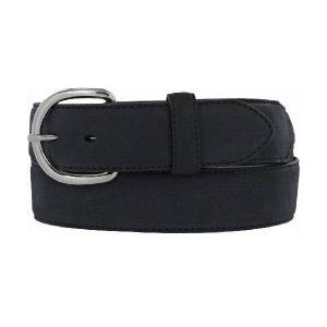 Belt Men's Black Classic Western Made In U.S.A.