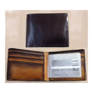 Handmade Wallet Genuine Super Soft Leather Full Size Bifold