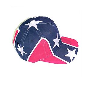Rebel Cap confederate flag design