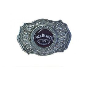 Old number 7 Jack Daniels belt buckle