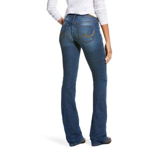 Ariat Ladies Motion Ultra Stretch Boot Wide Leg Jean
