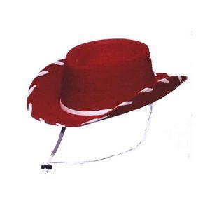 Red Kids Cowboy Hat Woody