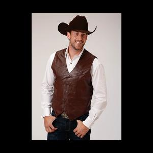 Men's Lamb Nappa Vest