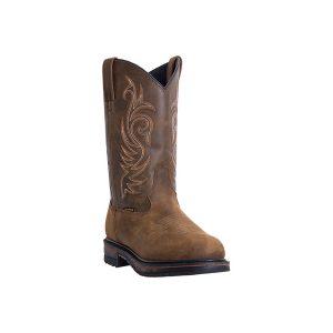 Laredo Work Steel Toe Waterproof Western Boot