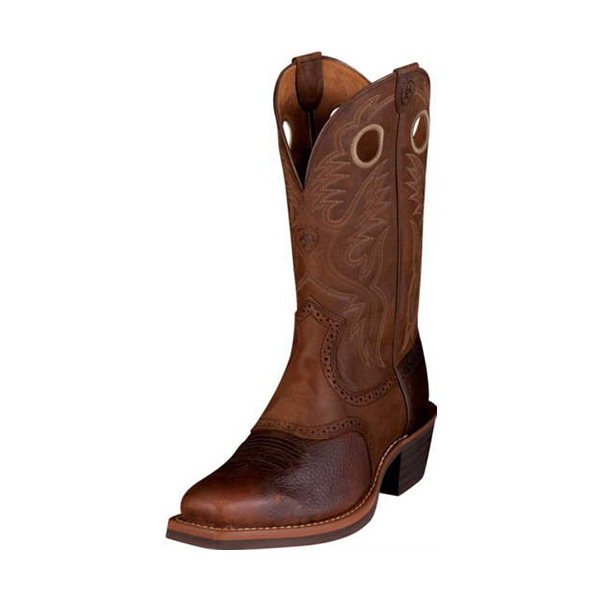 Ariat Men's Heritage 'Roughstock' Square toe