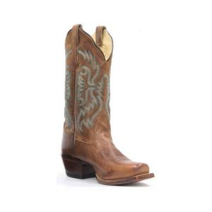 square-toe-boot-detail