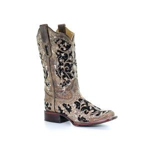 women-s-black-sequin-cowboy-boots