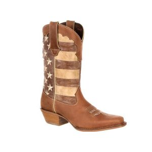 womens-crush-distressed-flag-boot-detail