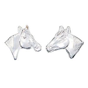 Montana Silversmiths Tiny Rider Post Earrings