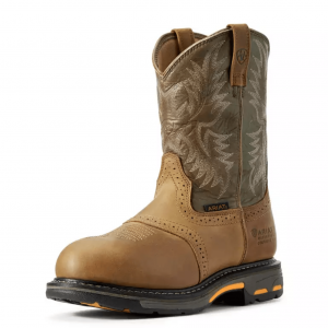 WorkHog Composite Toe Work Boot