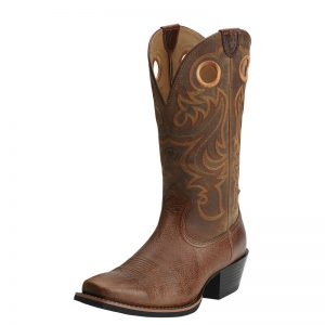 Ariat Sport Square Toe Western Boot