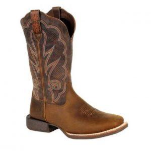 Durango Lady Rebel Pro Cognac Ventilated Western Boot