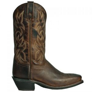 Laredo Distressed Cowboy Square Toe