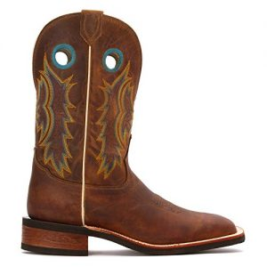 Tony Lama Americana in Creedance Brown