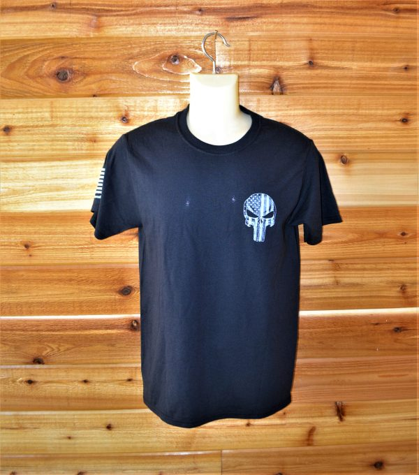 Punisher Short Sleeve Front