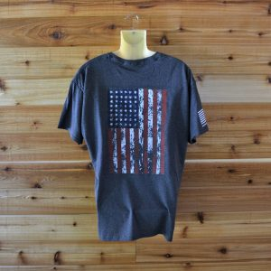 Vintage Flag Short Sleeve T-shirt