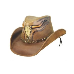Dallas Hats The Steer Tan