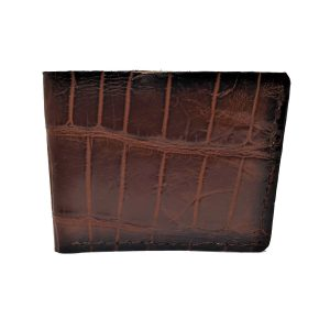 Handmade Wallet Genuine Alligator