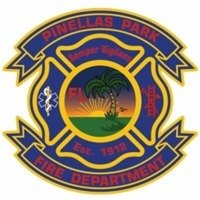 Pinellas Park Fire Department Logo