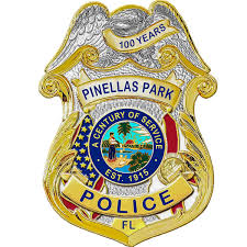 Pinellas Park Police Department Logo