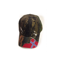 Western Ball Cap rebel torn and tattered