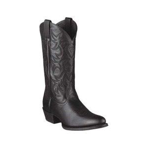 heritage-blk-deertan-boot