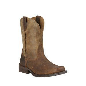 """Ariat Men's """"Rambler"""" Western Square Toe Boot"""
