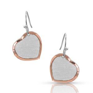 Two-toned-heart-earings