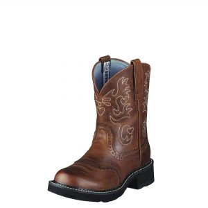Ariat Fatbaby Saddle Western Boot
