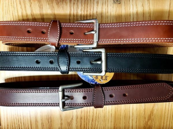 Gingerich Belts Mens 8018 all colors