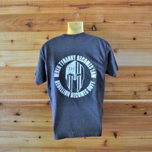 3% Tyranny Short Sleeve T-shirt