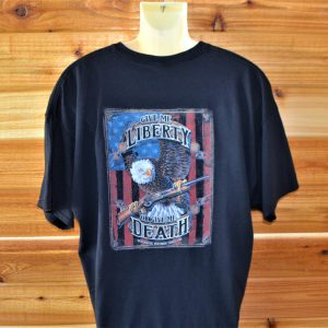 Liberty or Death Short Sleeve T-shirt