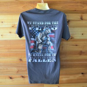 We Stand Short Sleeve T-shirt