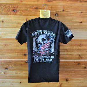 Outlaw Short Sleeve T-shirt