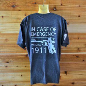 Dial 1911 Short Sleeve T-shirt