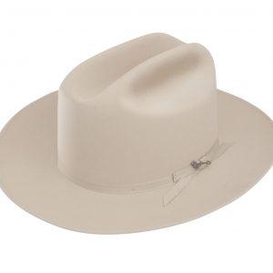 Stetson 6X Open Road Silverbelly Felt Cowboy Hat