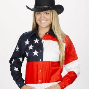 USA Flag Shirt