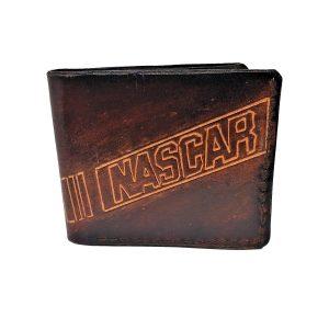 Handmade Wallet NASCAR Tooling