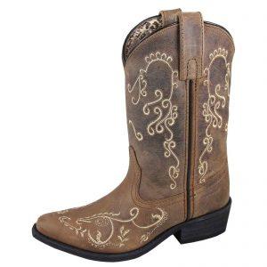 Kids Jolene Cowboy Boots