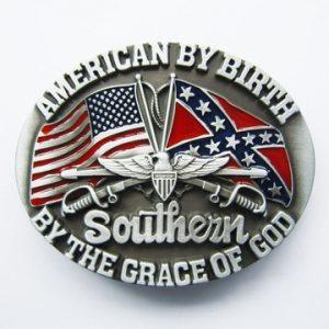 Vintage Southern by Grace Belt Buckle