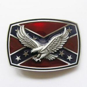 Vintage Western American Pride Belt Buckle
