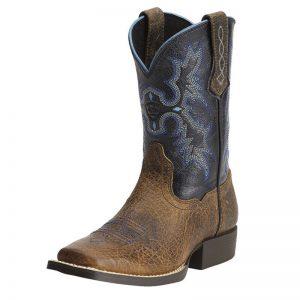 KIDS' Tombstone Western Boot