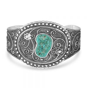 Montana Silversmiths Country Road Cuff Bracelet
