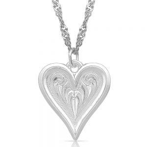 Montana Silversmiths My Heart Necklace