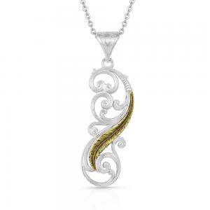 Montana Silversmiths Sunfire Necklace
