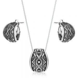 Montana Silversmiths Western Jewelry Set