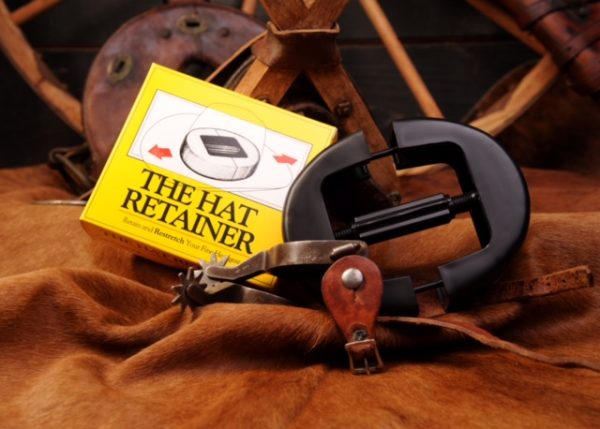 Hat Retainer and Stretcher