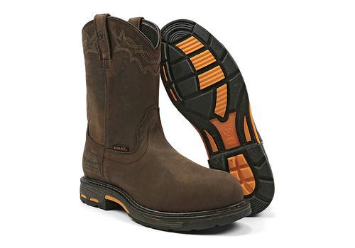 Ariat WorkHog Composite Toe Work Boot (R-toe)