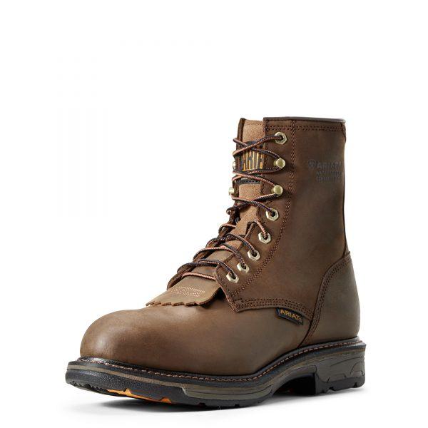 """Ariat WorkHog 8"""" Composite Toe Work Boot"""